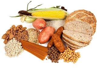 farináceos de trigo