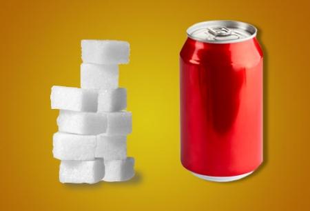 bebidas adoçadas e com açúcar