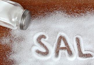 o sal não é o vilão