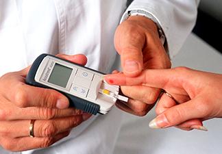 Controle da glicose sanguínea