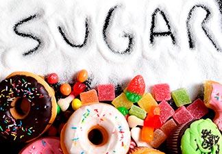 menos açúcar adicional
