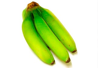 o que é biomassa de banana verde