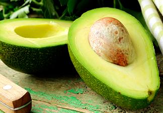 principais características do abacate