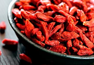 principais características goji berry