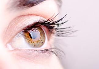 benéfico aos olhos