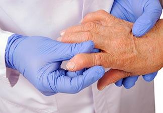 Proteção e melhora dos casos de artrite
