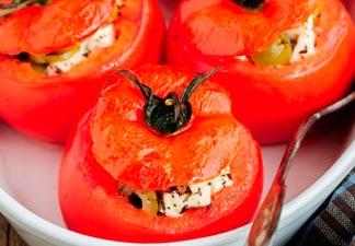 receita de tomate