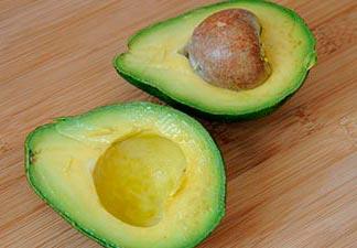 abacate alimentação