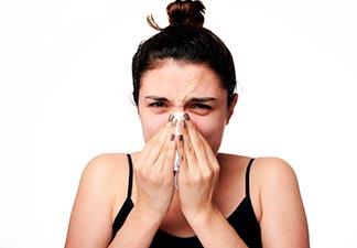 infecção do sistema respiratório