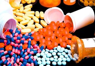 remédios para tratamento