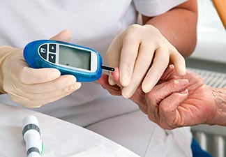 pacientes possui diabetes