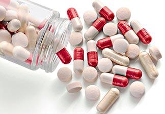 composição dos remédios