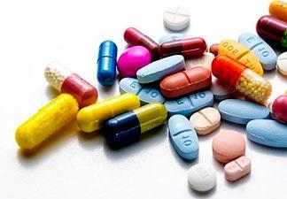 Cetoconazol em forma de comprimidos