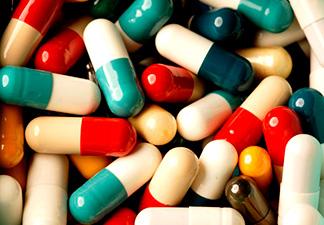 Utilização de antibióticos