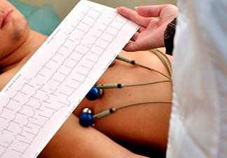 Exame cardíaco