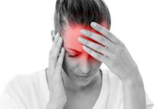 dor-de cabeça