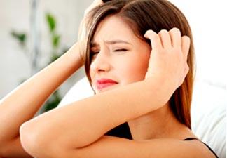 dor na cabeça sintomas