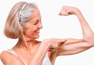 Manutenção dos músculos