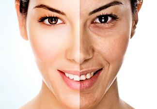 pele mais saudável