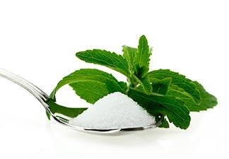 composição ativa da stevia