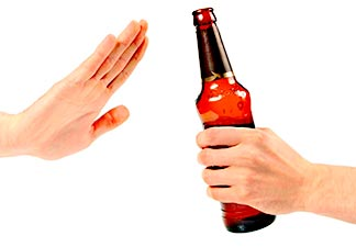 evitar bebida alcoolicas