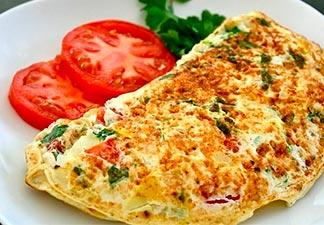 omelete com Ora Pro Nobis