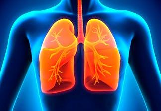 pulmão carregado
