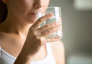 aumentar ingestão de água