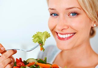prevenção alimentação