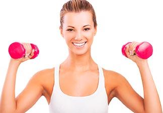 atividade musculação