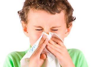 espirro vírus