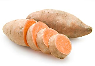 o que é batata Yacon