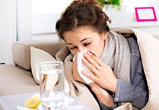 sistema imunológico debilitado