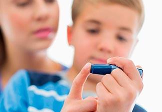 tratamento diabetes infantil