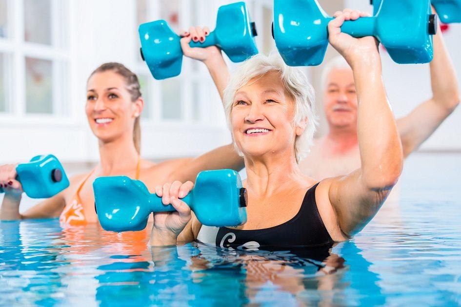 auxilia na atividade física