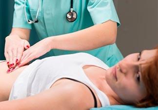 diagnóstico dor abdominal