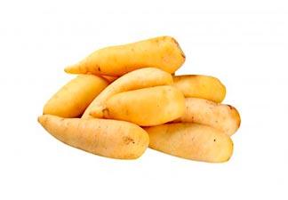 o que é batata baroa