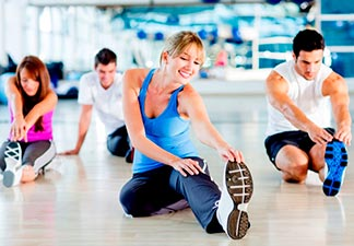 prática de exercício físico